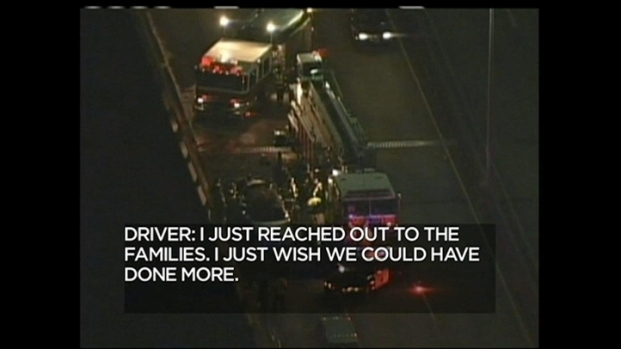 [BAY] RAW AUDIO: Limo Driver Speaks About Fatality in San Mateo Bridge