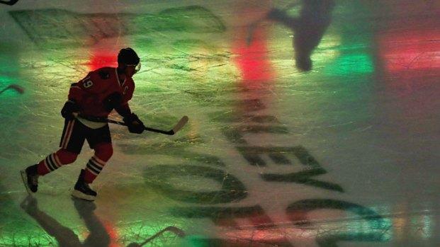 Blackhawks' Playoff Action: Minnesota Series