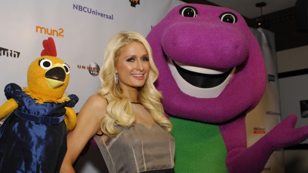 Paris Hilton and Friends Hit Chicago