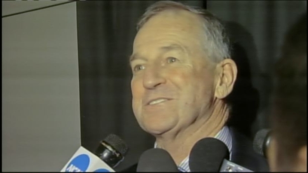 [HAR] Jim Calhoun at a Loss for Words