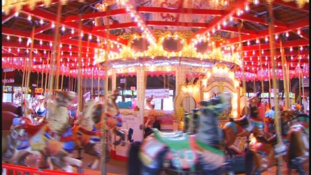 [HAR] This Weekend:  Bushnell Carousel