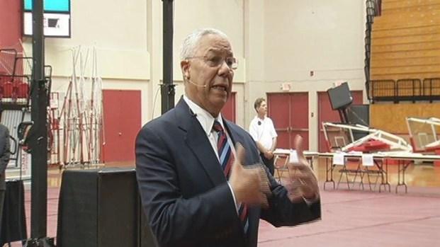 [HAR] Colin Powell Address World Youth Peace Summit