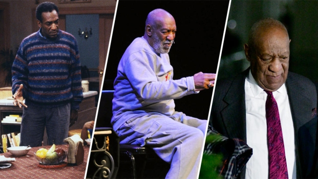 Bill Cosby Through the Years