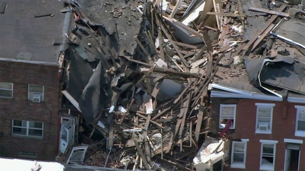 [PHI] Contractors Prepare for Home Explosion Cleanup