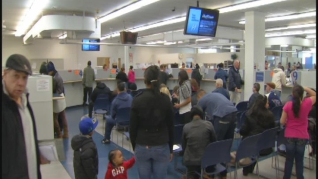 New Backlog at the DMV