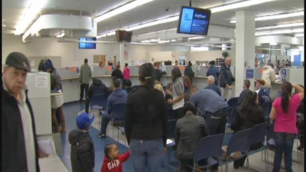 New Backlog at the DMV