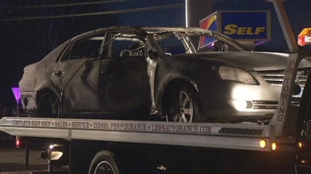 [HAR] Gas Station Crash Sparks Explosion
