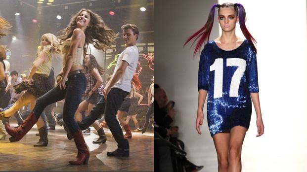 """[THREAD] Reel Style: Dance-Ready Looks Inspired by """"Footloose"""""""