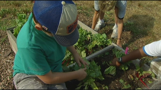 [HAR] Summer Camps Teaches Kids Gardening
