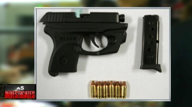 "[CHI] Data Shows More Guns ""Mistakenly"" Showing Up At Airports"
