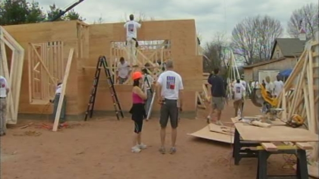 [HAR] Making a Difference - New Home Built For Injured Marine