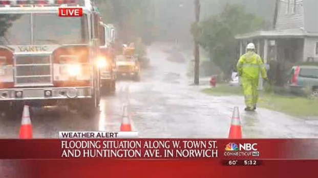 [HAR] Huntington Avenue Flooding