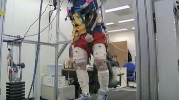 [CHI] Kirk's Rehabilitation Focusing on One Task: Walking