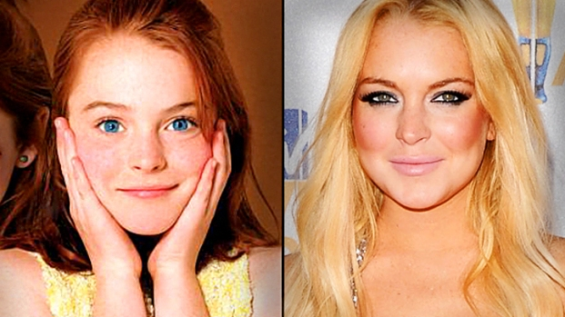 [NATL] Child Stars: Then and Now