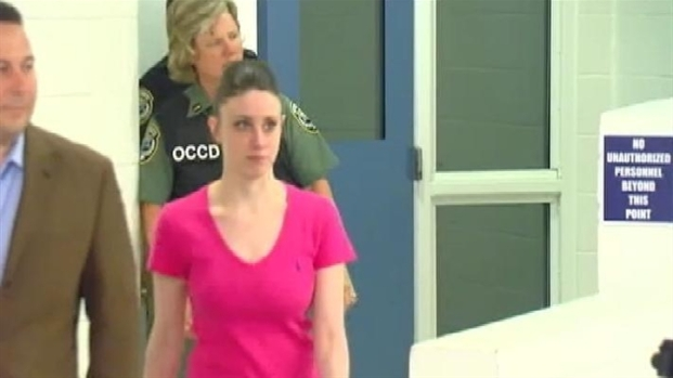 [NY] First Hours of Freedom For Casey Anthony