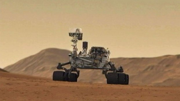 [LA] Curiosity to Drill for Signs of Habitability on Mars