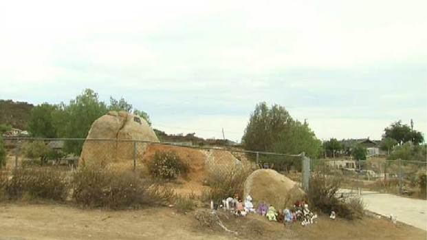[LA] Terry Smith Memorial Grows Where Body Was Found