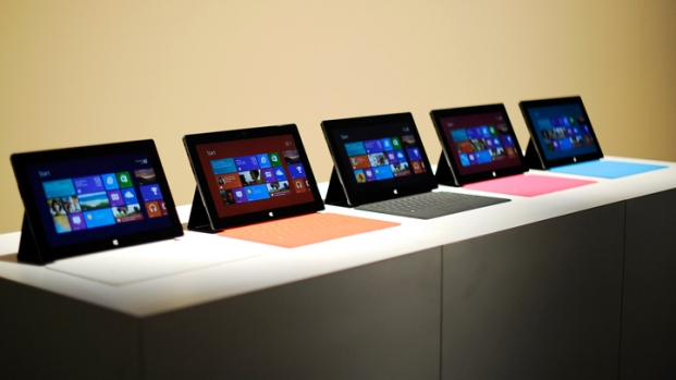"[NEWSC] New Microsoft Tablet ""Takes Aim"" at the iPad"
