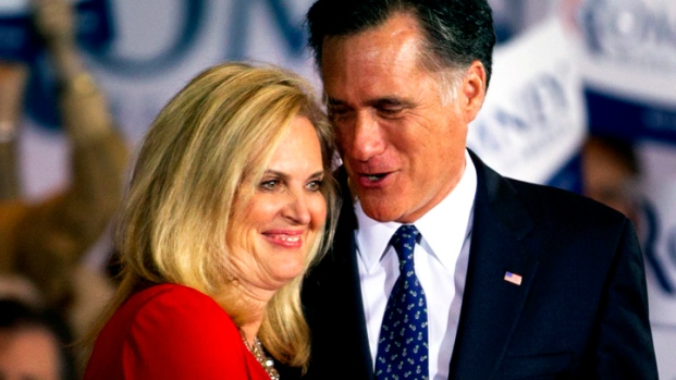Ann Romney Co-Hosts