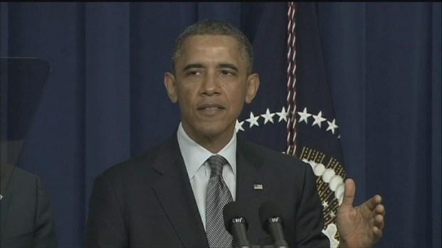 [CHI] Obama Keeps Chicago In Gun Debate