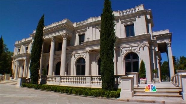 [LXTVN] Square Feet: Inside a $55M French Palladian Estate