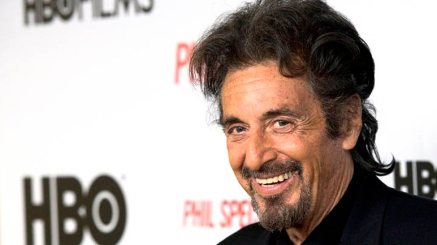 "[NBCAH] Al Pacino Takes on ""Phil Spector"""