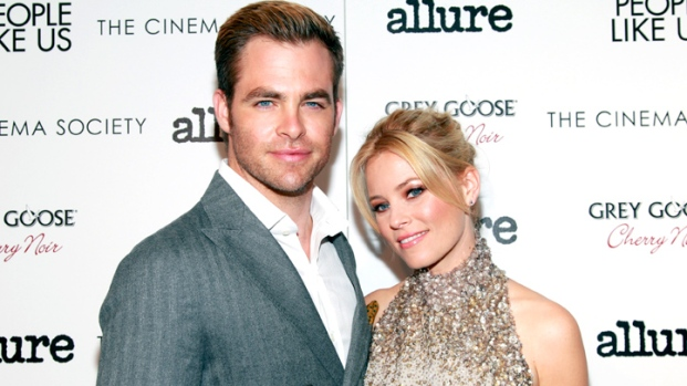 "[NBCAH] Chris Pine & Elizabeth Banks: Michelle Pfeiffer an ""Icon"""