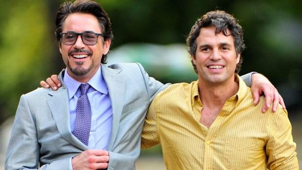 """[NBCAH] Is Robert Downey Jr. an """"Avengers"""" Mole?"""
