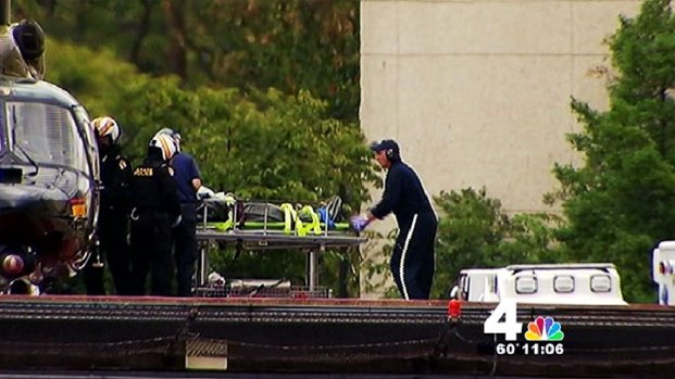 [DC] Three Navy Yard Shooting Victims Doing Well