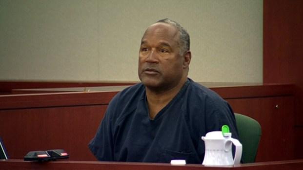 [LA] O.J. Simpson Takes Witness Stand in Las Vegas