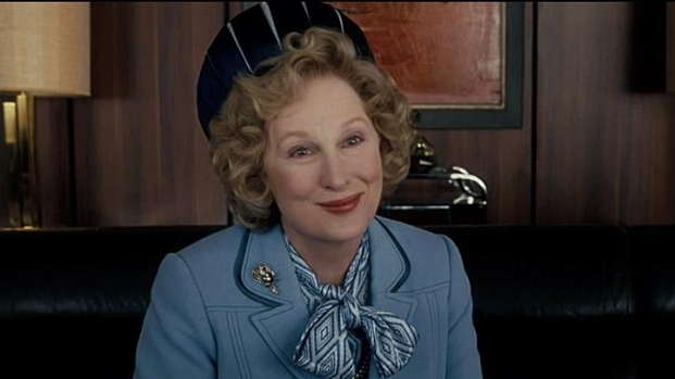 "[NATL] ""The Iron Lady"""