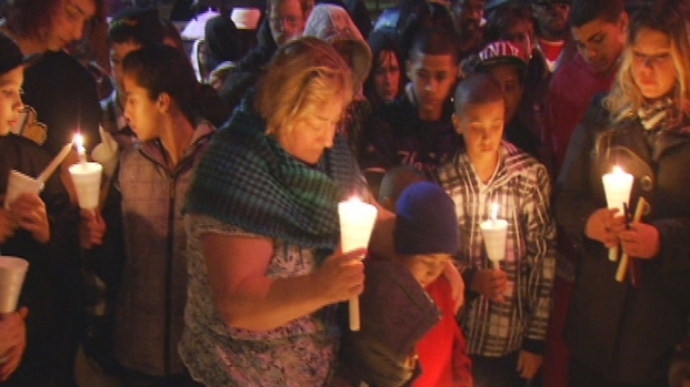 [HAR] Hundreds Remember a Norwich Mother Of Two
