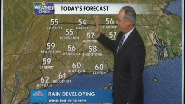 [HAR] Weather Video Forecast, Daytime, October 19th, 2011.