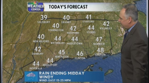 [HAR] Weather Video Forecast, Daytime, January 12th, 2012.