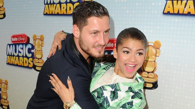 [NBCAH] Zendaya and Val Chmerkovksiy Discuss Their Next Dance