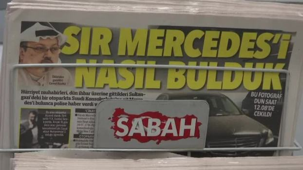 [NATL] Turkey's President Wants to Try Khashoggi Murder Suspects