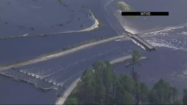 [NATL] Florence Floodwaters Cause North Carolina Dam Breach