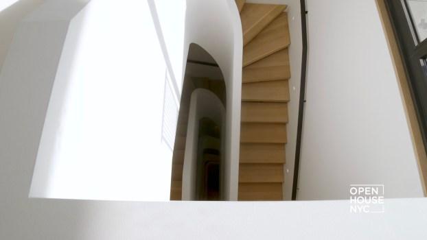 A Loft-Like Historic Townhouse