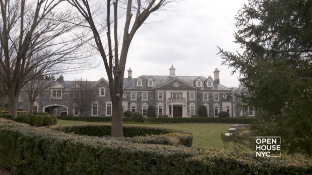 Home Tour: The Stone Mansion
