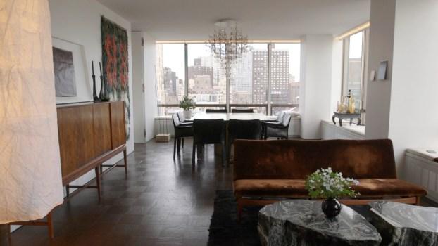 A Dapper East Side Apartment