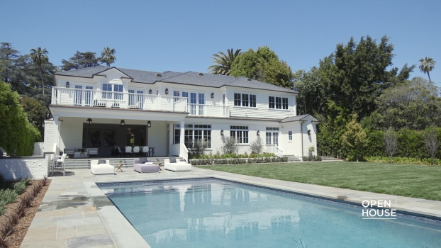 Home Tour: A Prestigious Estate in Brentwood