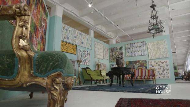 Designer Tour: Bunnies, Parrots and Art with Hunt Slonem