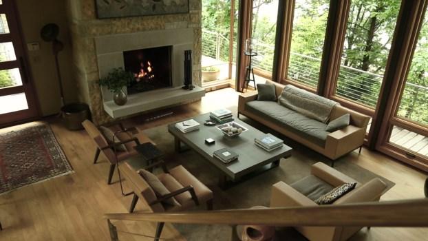 A Truly Unique Home on Lake Michigan