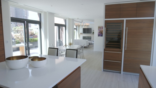 Tribeca Penthouse Fit for Celebs