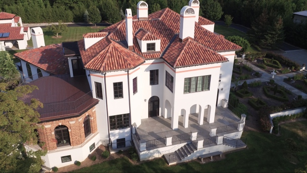 A Mediterranean Estate in Westchester