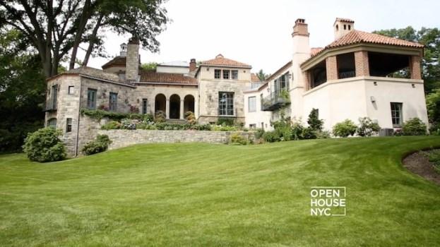 Dream-Like Hillside Villa