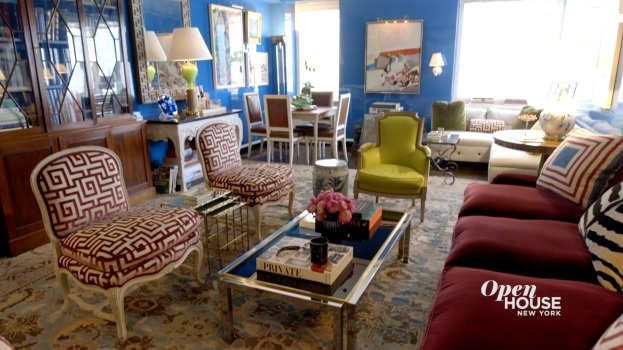 Designer Tour: Bold Color and Pattern with Nick Olsen