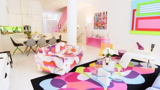 Inside the Vibrant Home of Karim Rashid
