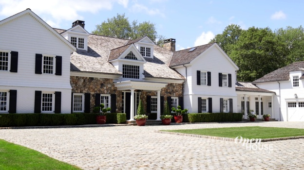 Touring Tommy Hilfiger's Former Estate with Cheryl Eisen