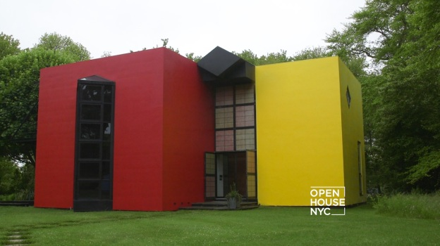 A Home Filled With Bold Color and Geometry